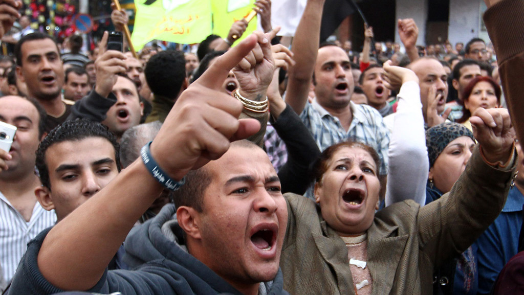 Egitto: scontri