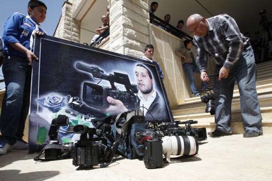 cameraman ucciso a Damasco