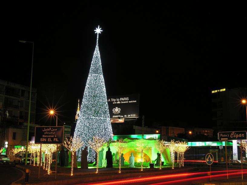 Natale in Libano