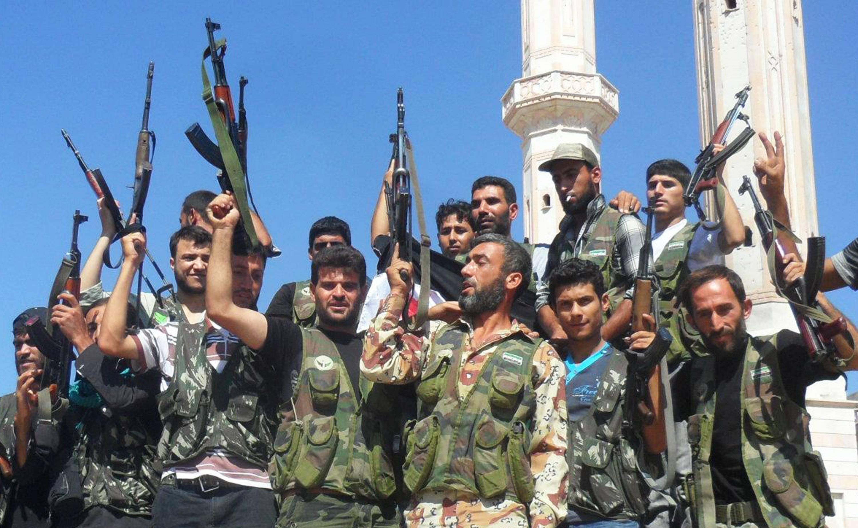 il regime arma i cristiani siriani