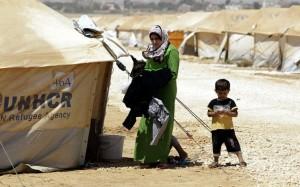campo profughi siria