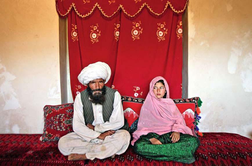 matrimoni con spose bambine