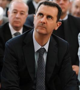 Bashar al-Assad si rivolge alla sua cricca internazionale