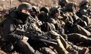 arresto da parte dell'esercito israeliano