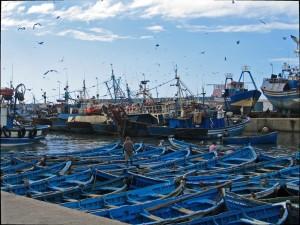 Marocco, porto di Essaouira