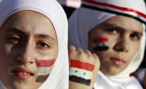 Sorelle siriane