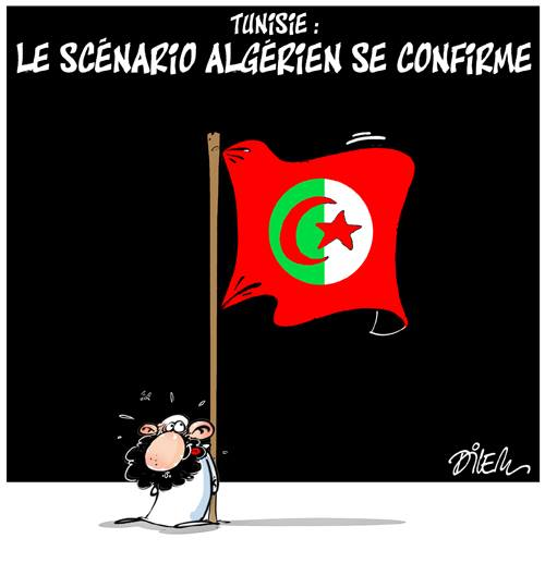 Tunisia ... di Ali Dilem