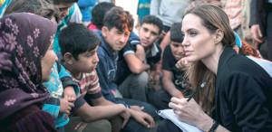 Angelina-Jolie-on-Humanitarian-Mission-in-Jordan