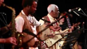 Otaak Band e Aly al-Abady al Geneina Theatre, 2012