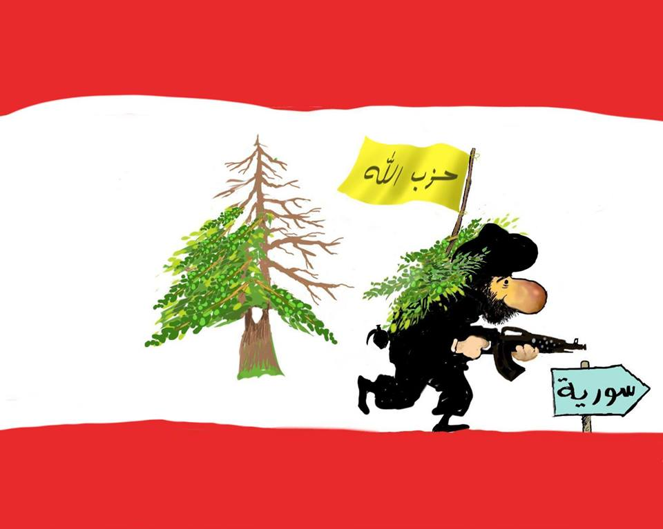 Hezbollah in vacanza dal Libano alla Siria