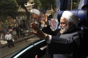hassan rowhani, nuovo presidente iraniano