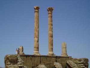 rovine di Timgad, Algeria
