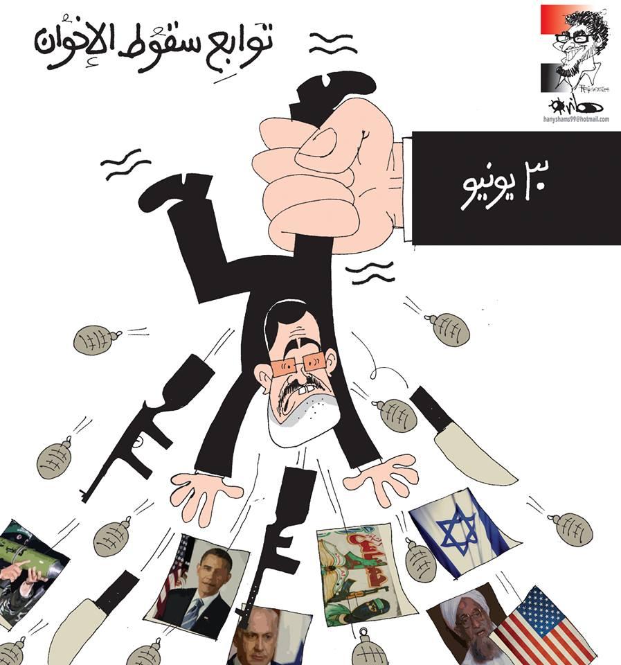 Il fallimento dei Fratelli Musulmani ..... di hany Shams