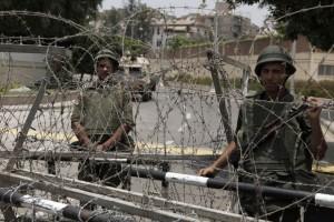 esercito egiziano