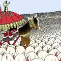 Festa della schiavitù .... di Khalid Gueddar