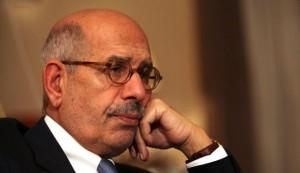 Egypt VP ElBaradei announces resignation