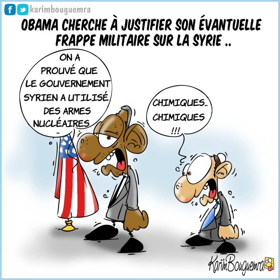 Obama pensiero ..... di Karim Bouguemra