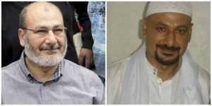 Sawfat Hegazy prima e dopo l'arresto