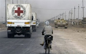 Croce rossa Siria