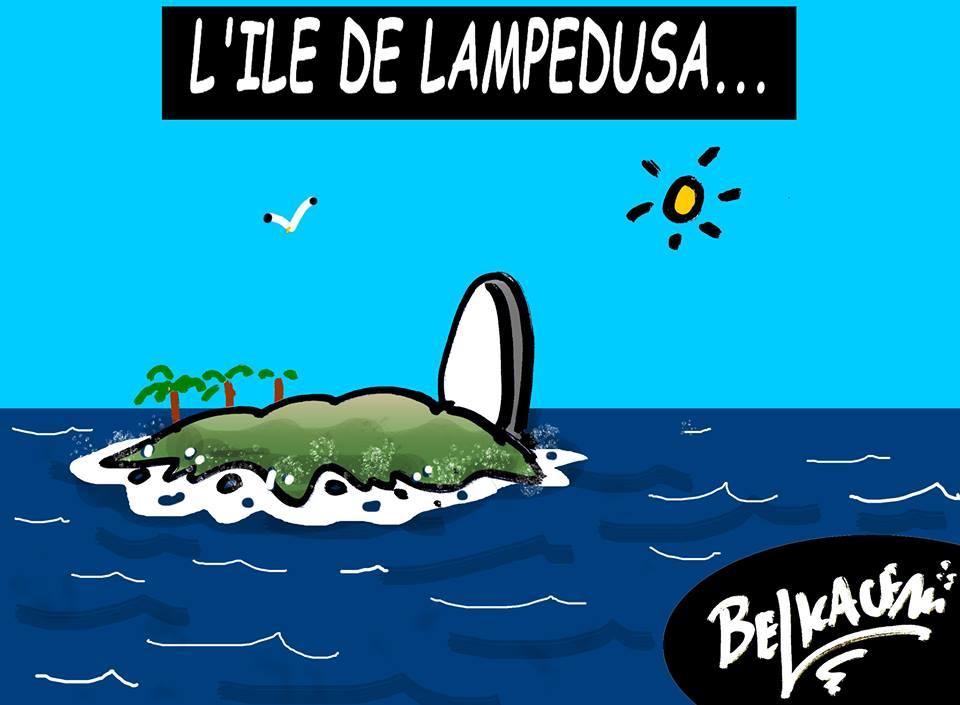 Lampedusa  Belkacem