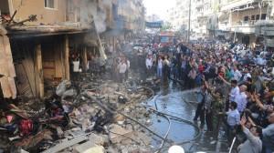 News 19 ott Siria Jaramana