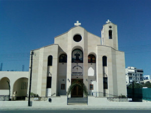 St.Charbel_Maronite_Catholic_Church-limassol,Cyprus
