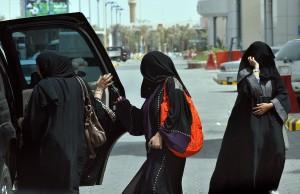 Zoom 10 ott Donne saudite