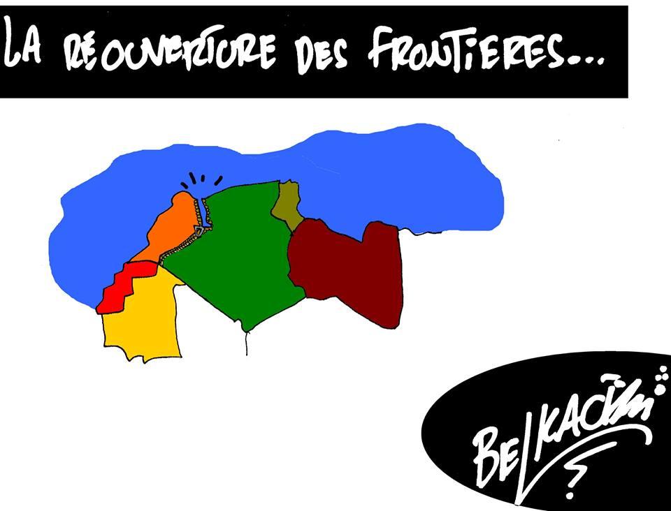 La riapertura delle frontiere