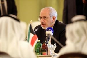 KUWAIT-IRAN-DIPLOMACY-ZARIF