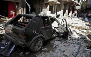 News 6 dic esplosione Siria