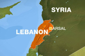 arsal-lebanon-map