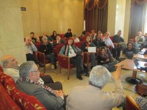 delegazione Gaza