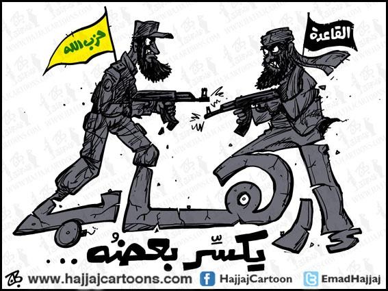 Hezbollah e Al Qaida si distruggono a vicenda