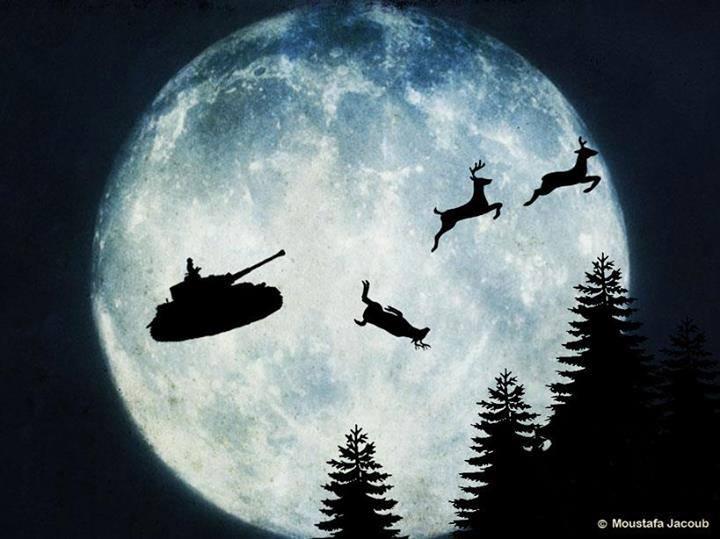 notti di Natale Moustafa Jacoub
