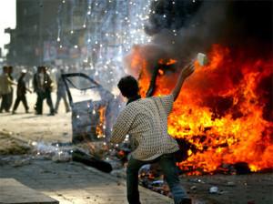News 9 gen esplosione Hama 2