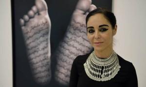 Zoom 04 feb Egitto mostra Shirin Neshat