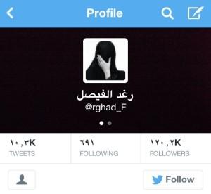 Zoom 19 feb Raghad, ribelle su Twitter