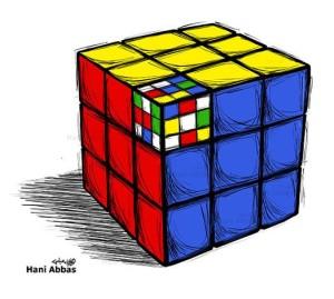 """Hani Abbas, in cui la """"Neutralità"""" diventa l'espressione di tutti i colori"""