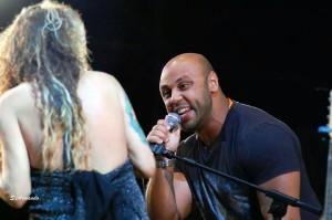 Cinzia 06 set intervista Marwan Samer e Eugenio Bennato in