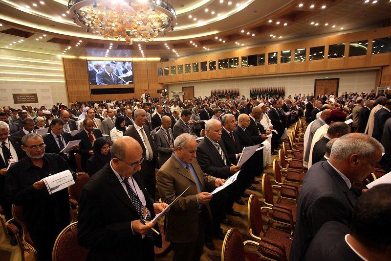 Libia congresso nazionale