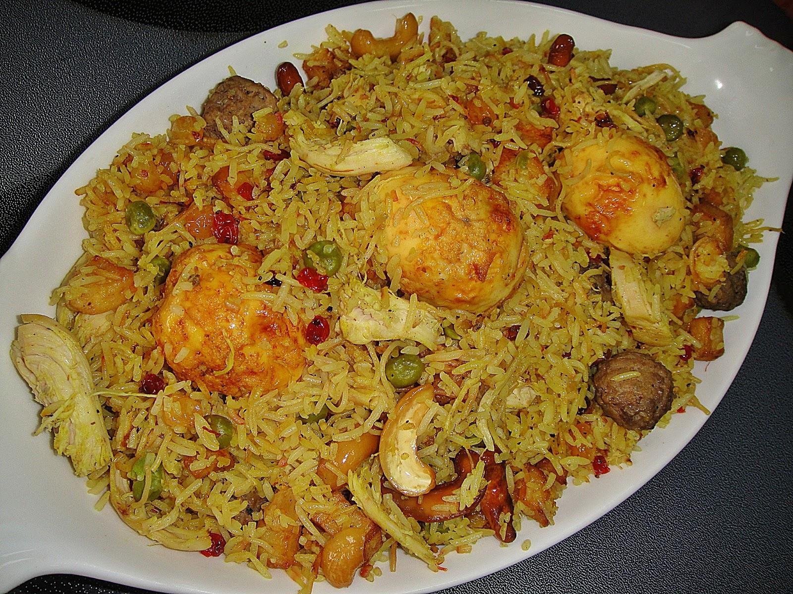 Cucina irachena: il biryani - Arabpress