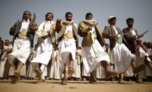 Tribesmen_loyal_to_al-Houthi_Shiite_rebel_group_perform_the_traditional_Baraa_dance_in_Sa_ada_Governorate__Source_Reuters_