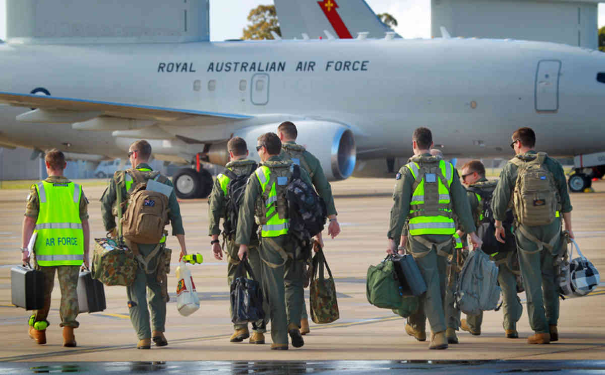 royal australian air force