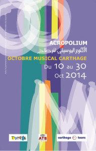News Ottobre Musicale Cartagine Acropolium in