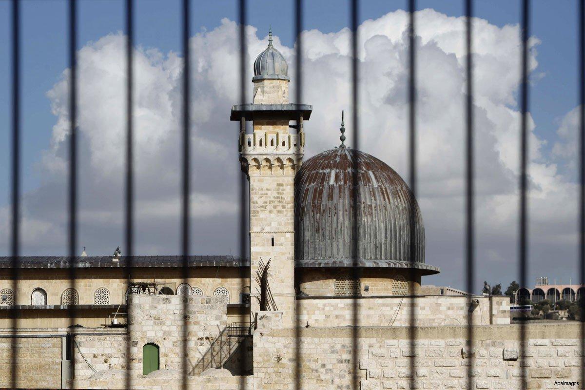 moschea al aqsa gerusalemme