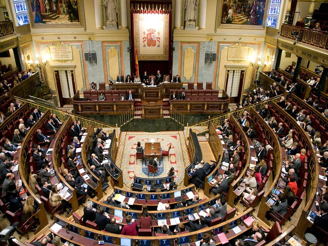 parlamento spagnolo nome