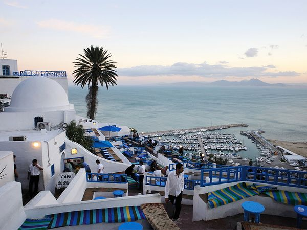 Tunisia, sidi bou said
