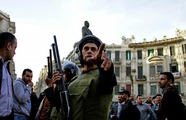 Egitto scontri