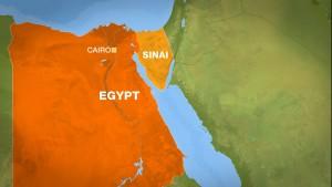 Egitto Sinai in