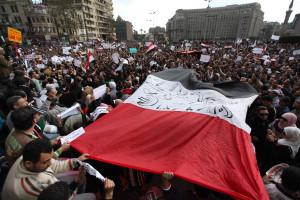 Egitto rivoluzione 25 gennaio 2011 in